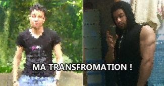 Ma transformation physique