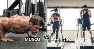 Musculation Vs Cardio, quel choix ?